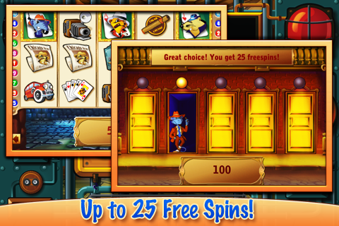 Screenshot Billy's Gang Slot